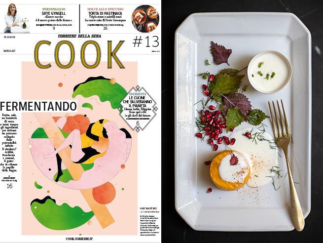 Cook Mercoledi In Edicola Gratis L Inserto Del Corriere Dedicato Al Mondo Del Cibo Cook