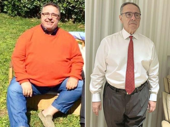 Claudio Ciampi: «Ho perso 60 chili: sono rinato, adesso mi sento più giovane»