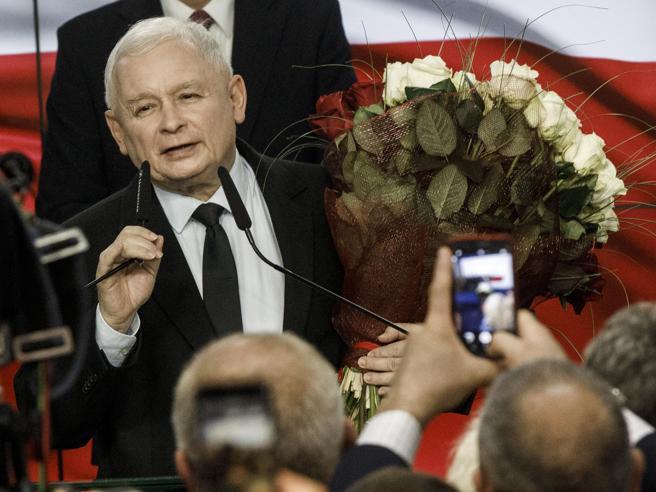 Polonia ai nazionalisti: hanno la maggioranza assolutaUngheria, Orban perde Budapest
