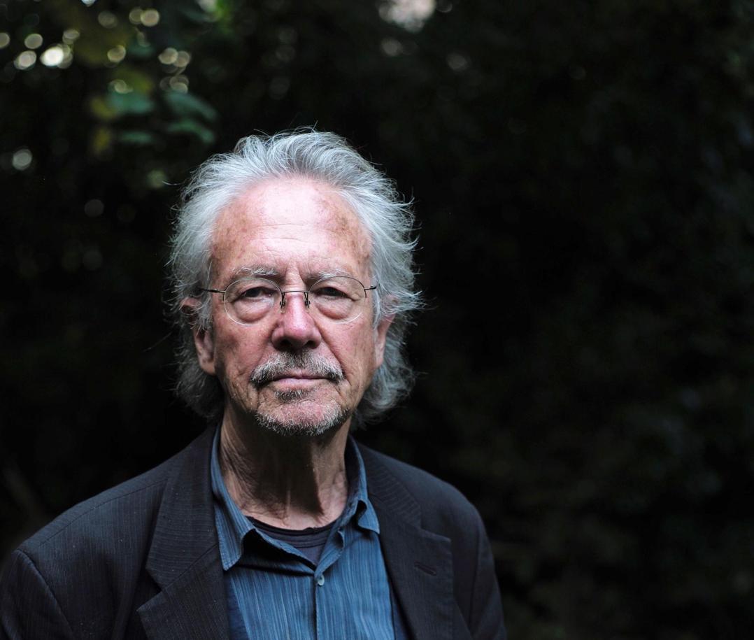 Peter Handke (foto Epa)