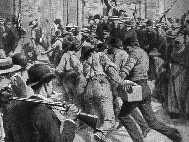 Dopo linciaggi, insulti e violenze, ecco come gli italiani sono diventati «bianchi» per gli Stati Uniti