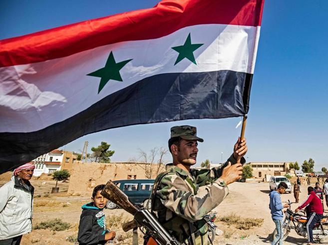 Erdogan: «Attaccheremo Kobane» Le truppe di Assad in soccors