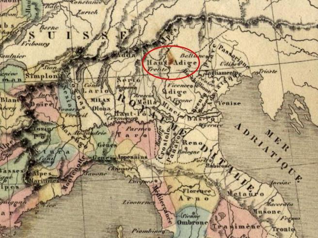 Alto Adige «abolito», ecco cosa è successo a Bolzano