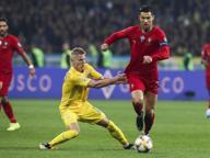 CR700, Ronaldo va a segno per la settecentesima volta contro l'Ucraina