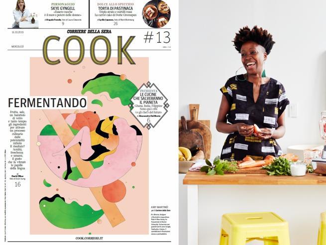 Africana, indiana, filippina  Le cucine che salveranno il pianeta