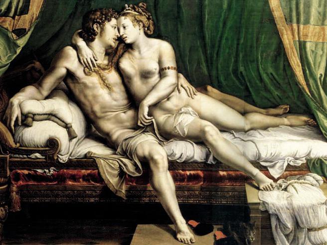 La sensualità di Giulio Romano porta i miti alla corte dei Gonzaga
