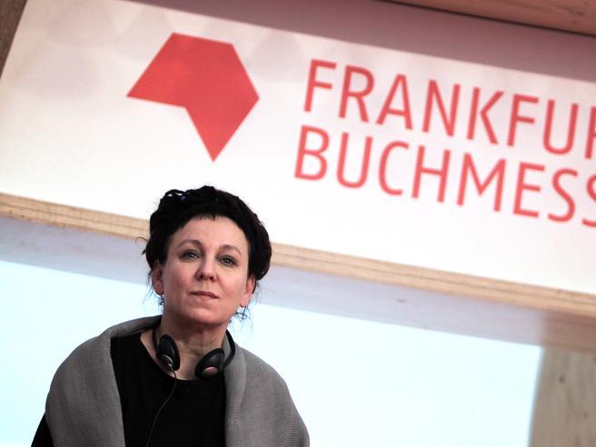 Buchmesse di Francoforte,Olga Tokarczuk non scuote la Fiera