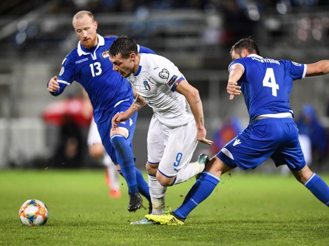 Liechtenstein-Italia 0-5, pagelle: Sirigu mattatore inatteso, Belotti si libera ed El Shaarawy si diverte