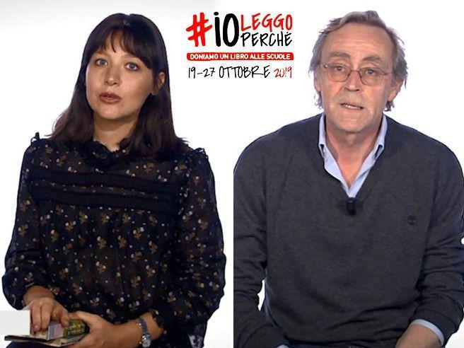 #ioleggoperché, i consigli di due medici scrittori: Andrea Vitali e Alessia Gazzola