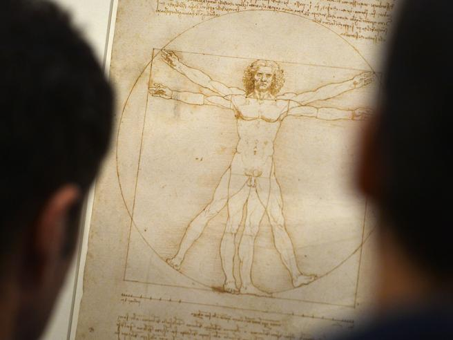 Via libera al prestito dell'Uomo Vitruviano al Louvre|Perché è una decisione importante