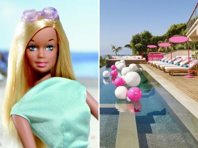 Soggiornare nella casa di Barbie? Ora si può (ma solo per due notti)