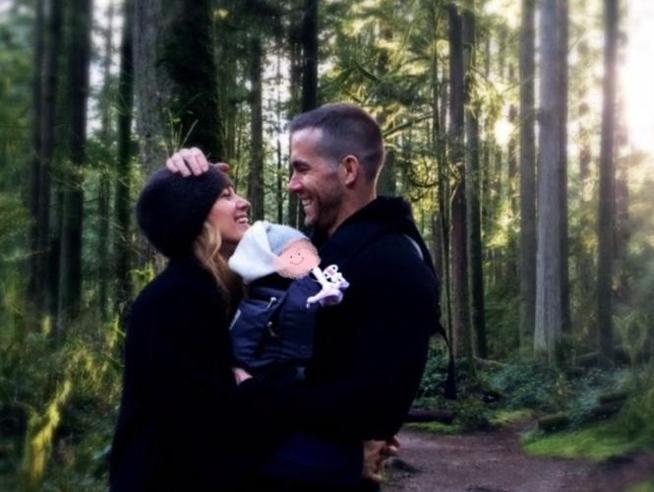 Ryan Reynolds e Blake Lively, è nata un'altra bambina: la foto su Twitter