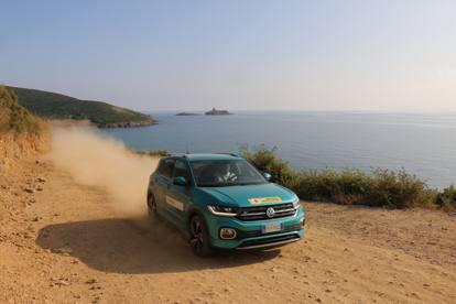 In Corsica con la Volkswagen T-Cross