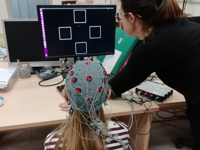 Padova, è italiano il primo robot controllato   dai bambini con il pensiero