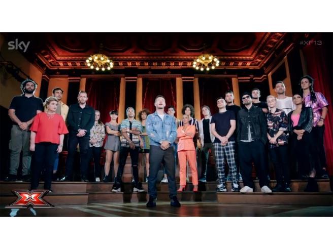 X Factor 2019, tutti i concorrenti dei Live scelti dai quattro giudici