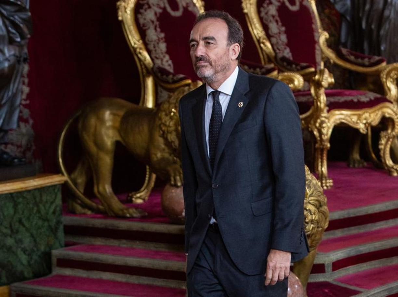 Il giudice spagnolo Manuel Marchena