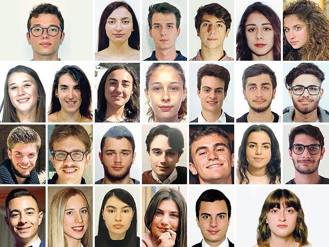 Scuola, ecco i 26 migliori studenti d'Italia: Mattarella li farà Alfieri del Lavoro