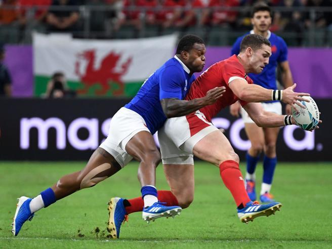 Mondiali di rugby, la seconda semifinale è Sudafrica-Galles