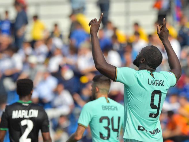 Sassuolo-Inter 3-4: i nerazzurri prima dominano poi soffrono troppo