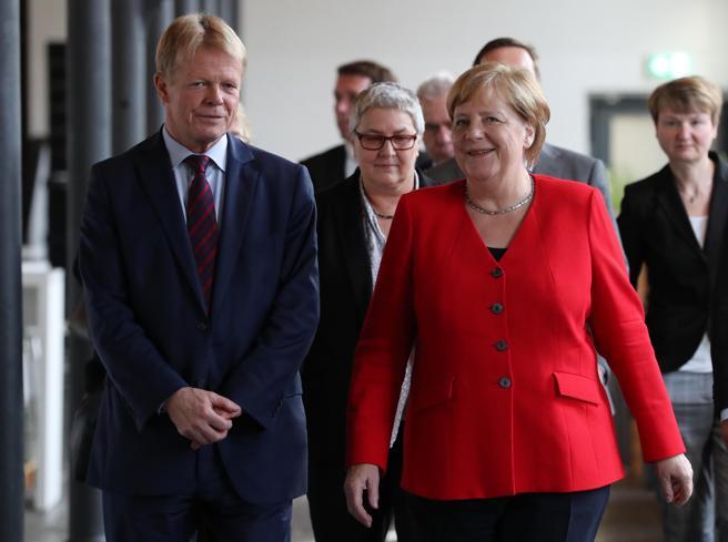 Bundesbank: Germania  già in recessione «Età  pensione va al