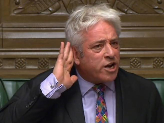 Brexit, non ammesso il voto sull'accordo Johnson. Per il go