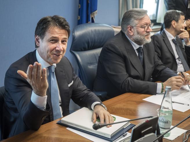 Copasir |  Conte attacca Salvini |  ma non spiega perché non partecipò agli incontri con gli