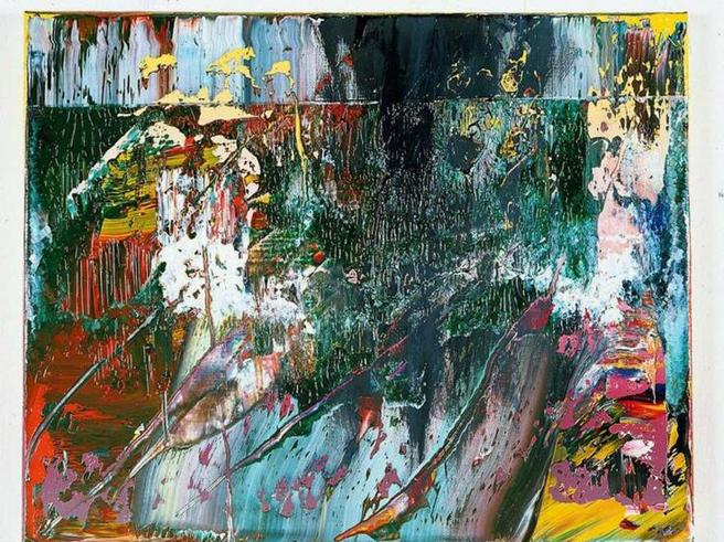 Il gallerista dei famosi arrestato  a Berlino per un falso Richter