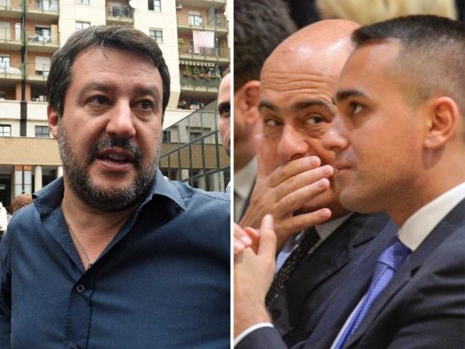 Elezioni in Umbria, la sfida di Salvini: «Dedicherò la vittoria al premier Conte e a Di Maio»
