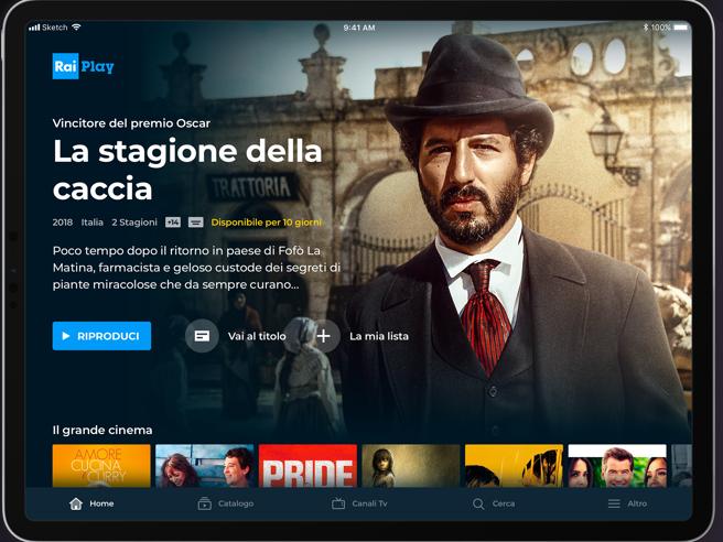 RaiPlay cambia: come sarà la nuova app. Le novità (a partire da Fiorello)