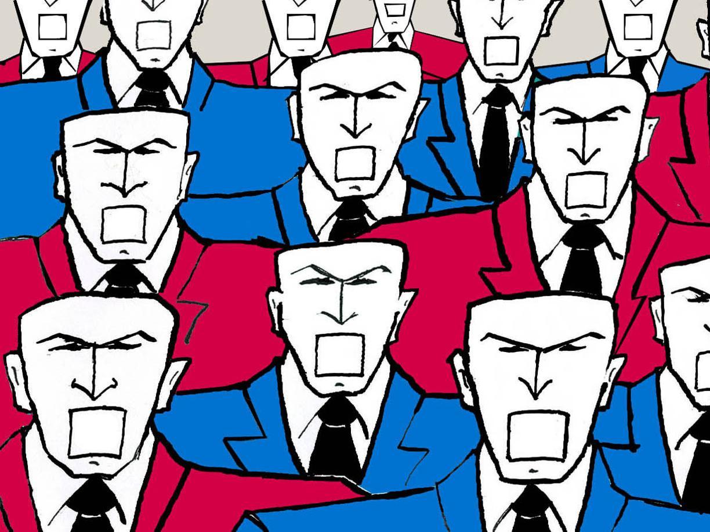 La ricerca di un'intesa e le alleanze complicate