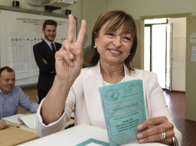 Elezioni Umbria, i risultati in diretta: Tesei avanti di oltre 20 punti nelle proiezioni I dati in diretta