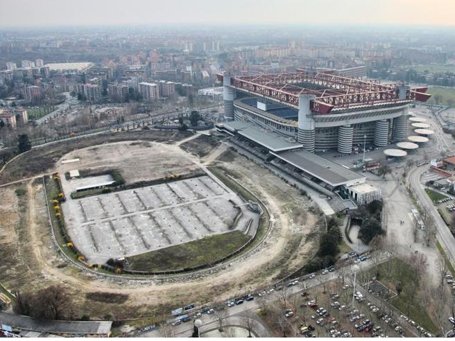 Council approves Milan's new stadium, with 16 conditions