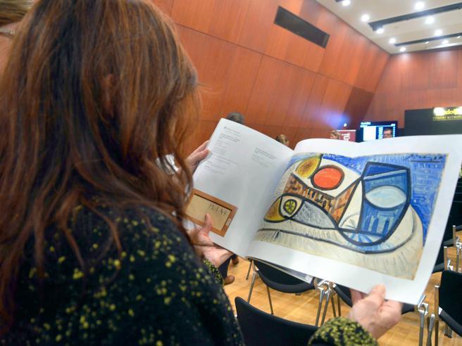 All'asta il tesoro di opere d'arte di Tanzi, incassati 12 milioni di euro