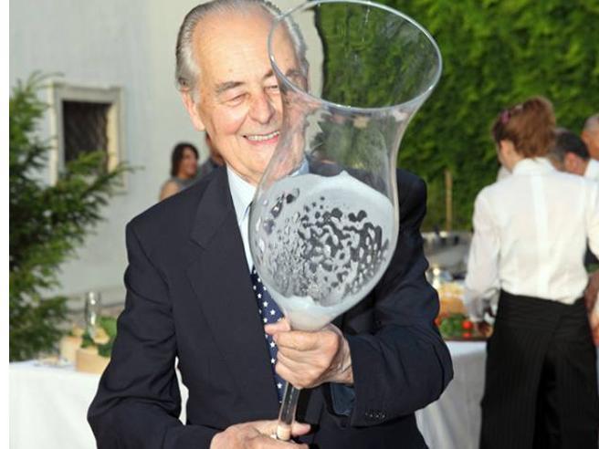 Addio a Giorgio Grai il Grande vecchio del vino italiano