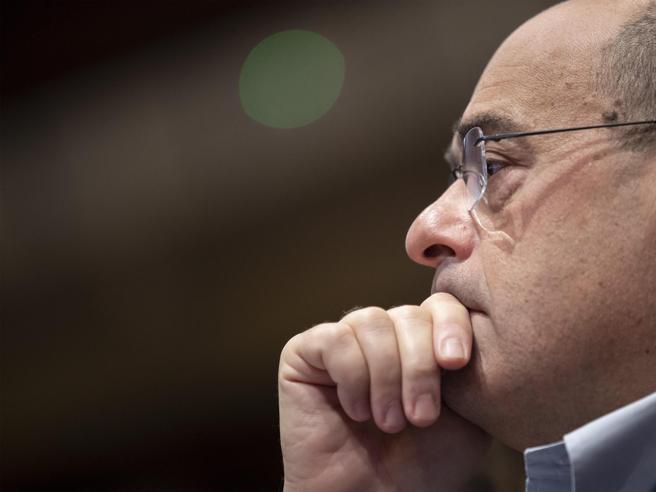 Zingaretti: «Basta conflitti, il Partito democratico va rifondato»
