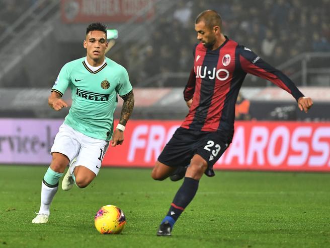 Il Bologna fa tremare l'Inter per 80 minuti. Poi Lukaku   toglie Conte dai guai  Classifica