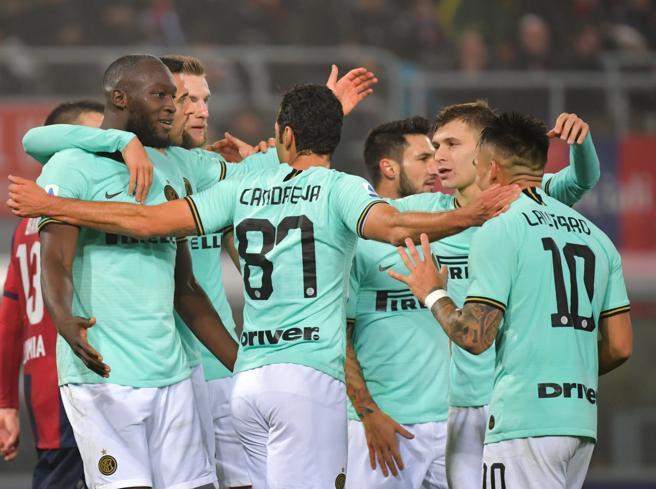 Bologna-Inter 1-2, le pagelle: Lukaku gigantesco, Candreva apre la strada