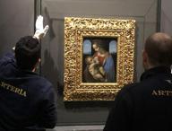 «Madonna Litta», test e controlli: ecco il capolavoro dell'Ermitage