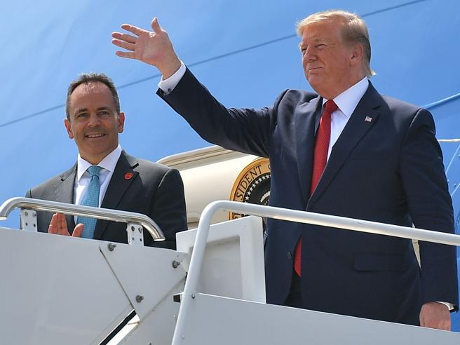 Usa, perché Trump ha perso il Kentucky, sua roccaforteEletta la ciclista anti Donald