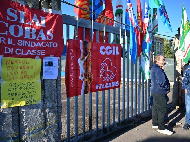 Ex Ilva |  lo sciopero ferma tutti gli stabilimenti  L'indiana Jindal |  «Non rinnoveremo