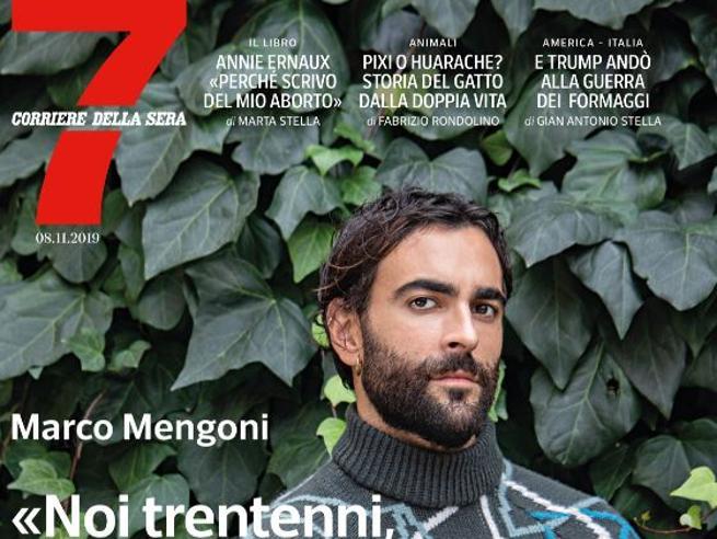 Marco Mengoni: «Noi trentenni felici di essere instabili. E fluidi in amore»