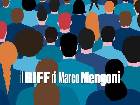 Il riff di Marco Mengoni, primo podcast di un artista italiano: chiacchierate con i personaggi più vari