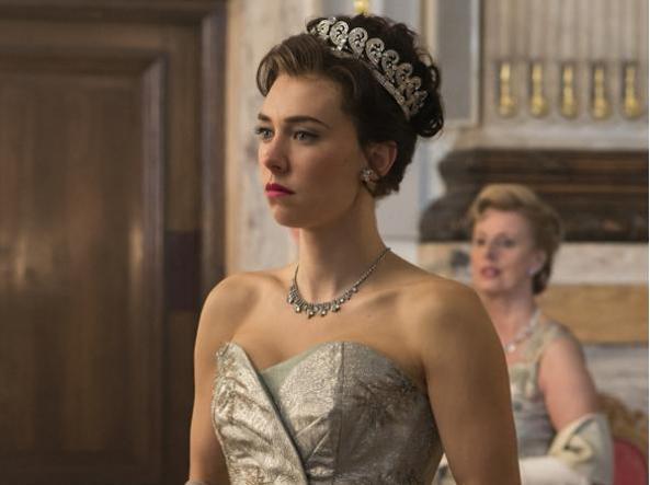 L'obiettivo della serie - L'amante della Regina e la ...