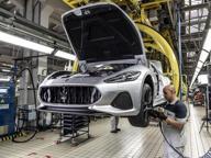 Maserati: nel 2020 arrivano la Zéda e la MMXX, la prima elettrica