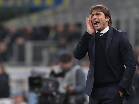 Antonio Conte, allenatore dell'Inter (Getty)