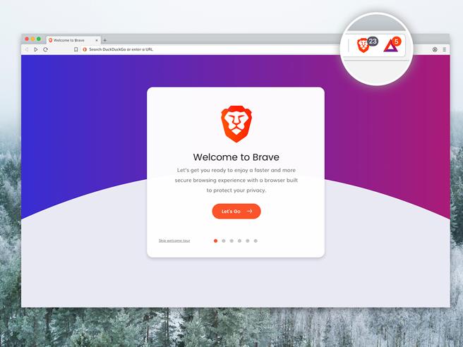 Ecco Brave, il browser che difende la privacy e rivoluziona la pubblicità online