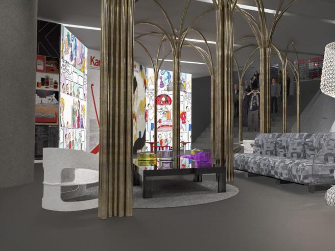 Kartell affascina la CinaSettant'anni di design italiano