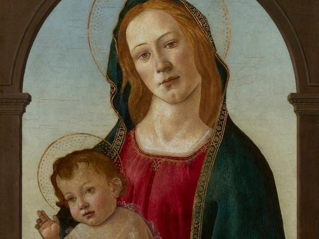 Botticelli, nuova attribuzione in Galles: «La Madonna è del maestro»