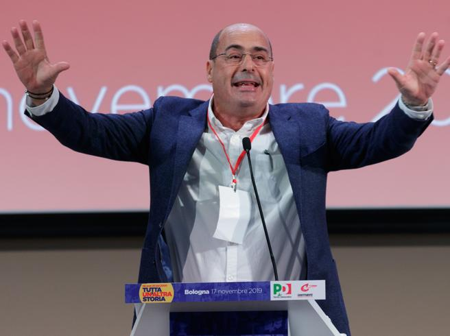 Il Pd cambia le regole Zingaretti: nuova agenda Ius soli, lite con il M5S