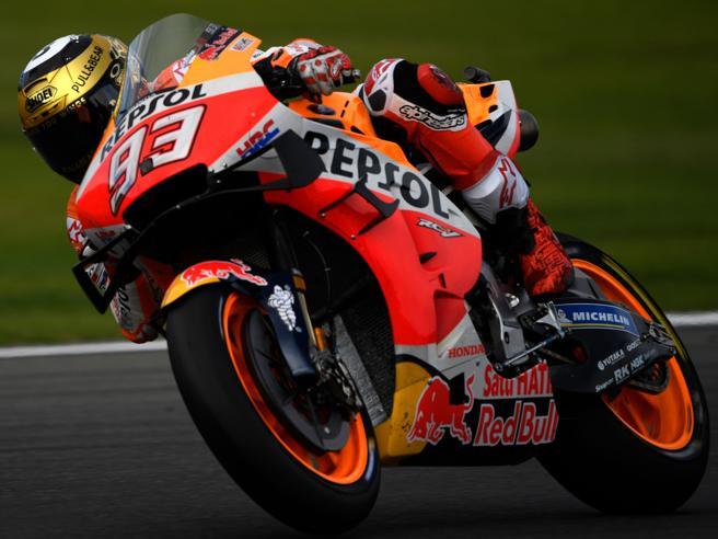 MotoGp, Marquez vince pure a Valencia davanti a Quartararo e Miller